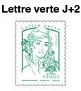 lettre verte